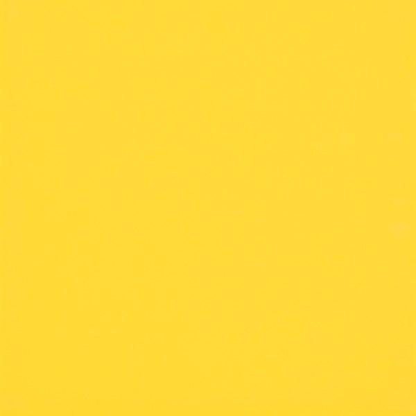 Fraaie wandtegel in de kleur geel van Dannenberg Tegelwerken
