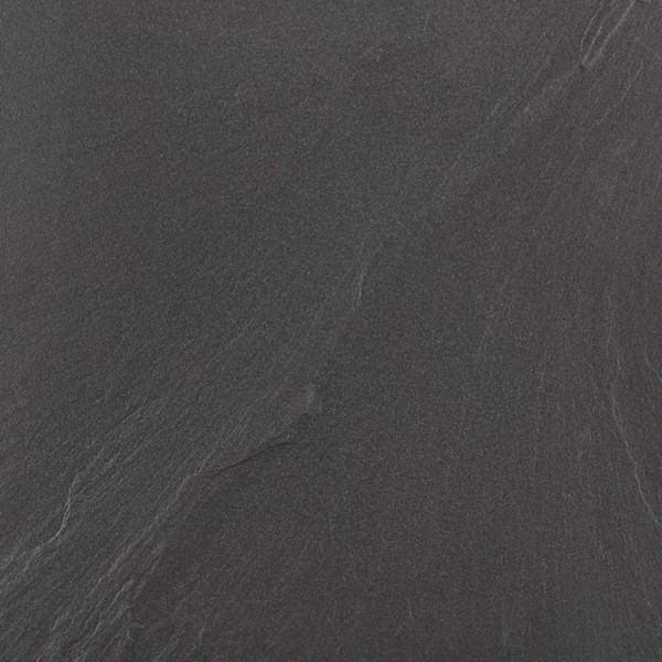 Natuurlijke vloertegel in de kleur zwart van Berenpop