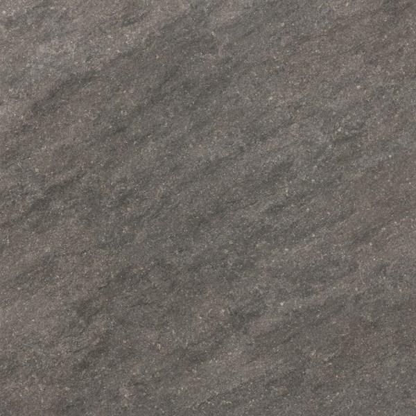 Fraaie vloertegel in de kleur antraciet van Sanitair & Tegelhandel v/d Hoek