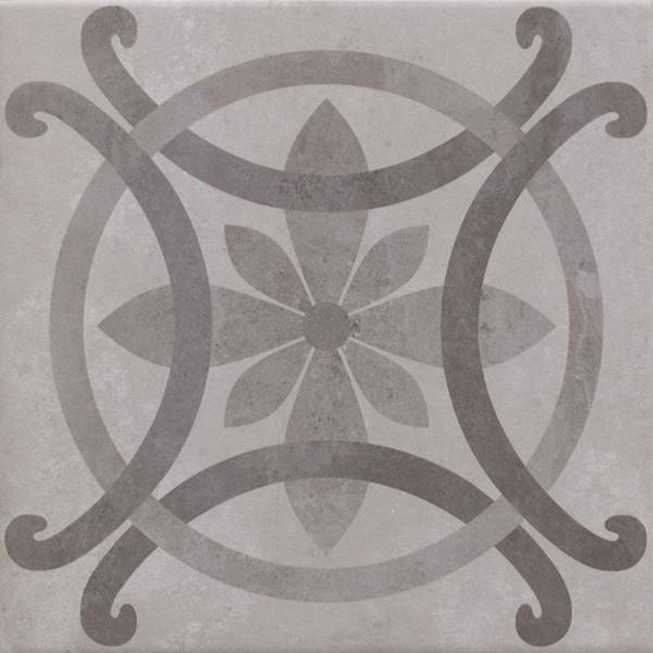 Fraaie vloertegel in de kleur grijs van Kierkels Tegels en Vloeren