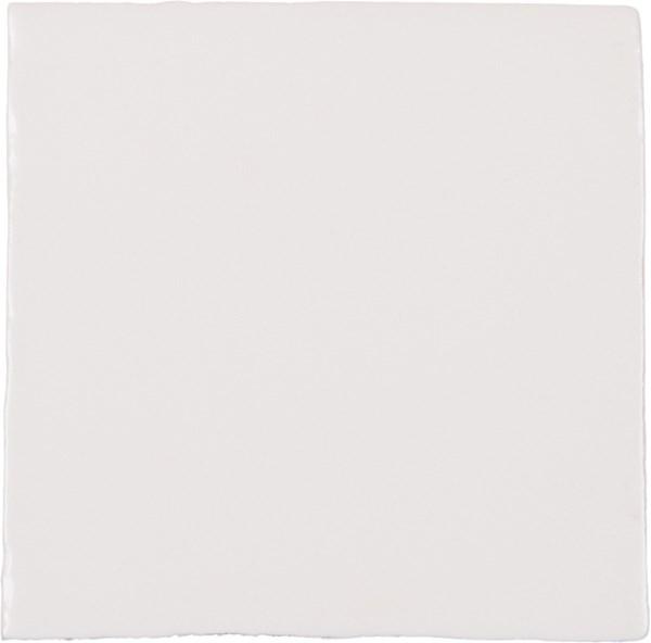 Robuuste wandtegel in de kleur wit van Dannenberg Tegelwerken