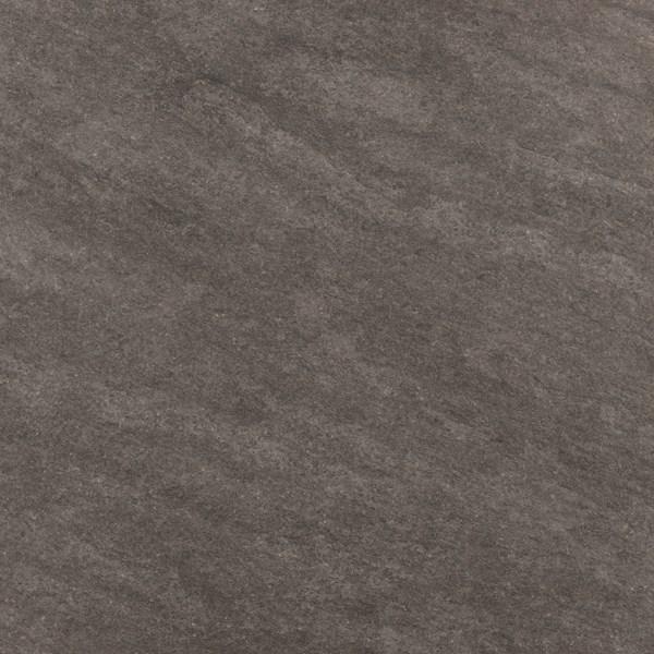 Natuurlijke vloertegel in de kleur antraciet van Sanitair & Tegelhandel v/d Hoek