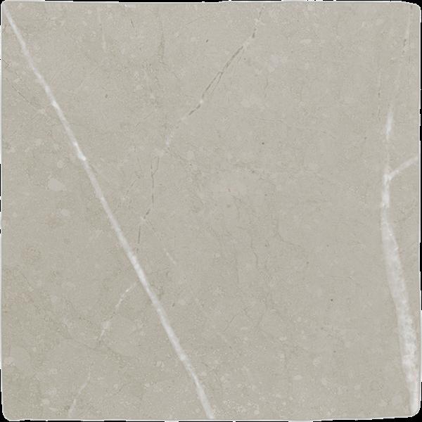 Sierlijke wandtegel in de kleur grijs van Kierkels Tegels en Vloeren