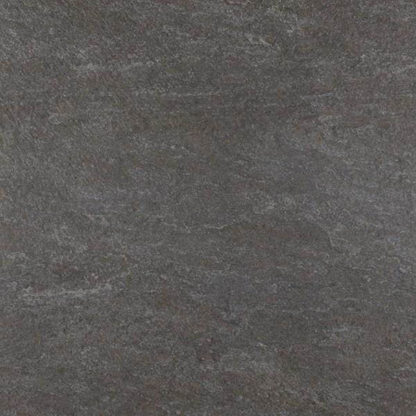 Prachtige vloertegel in de kleur zwart van Berenpop
