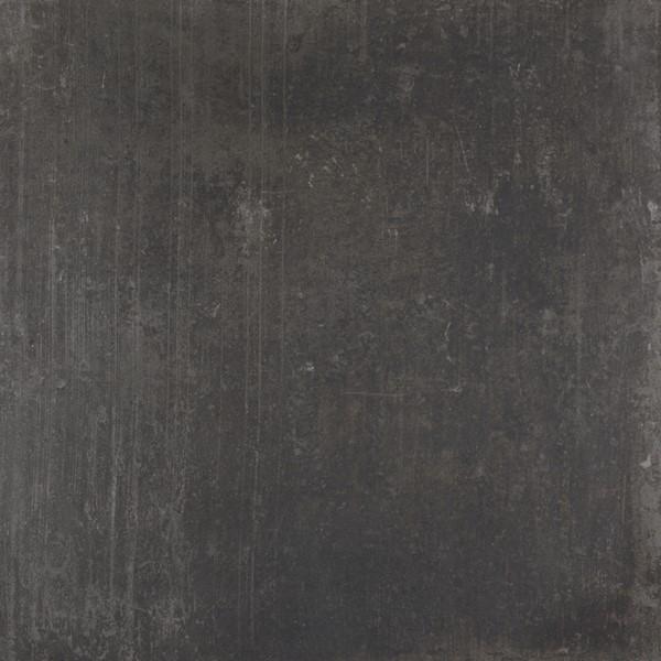 Elegante vloertegel in de kleur antraciet van Tegelwerken Van Wezel | Tegelhandel en Tegelzetter