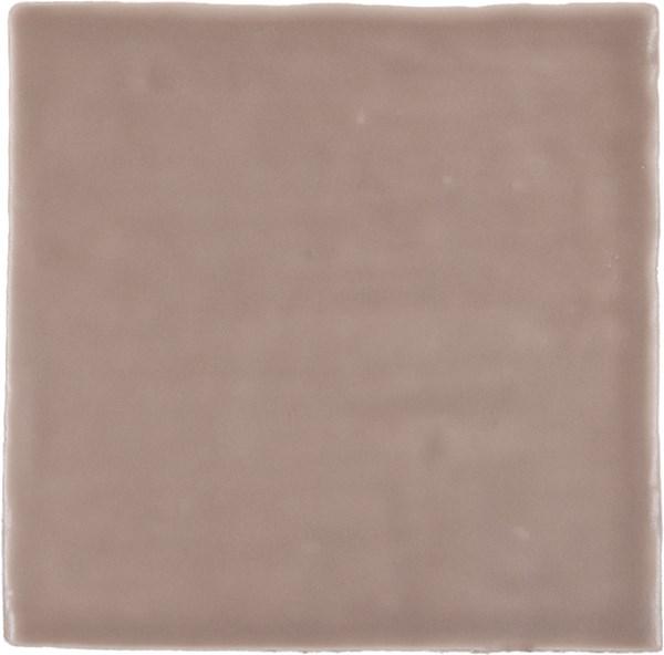Robuuste wandtegel in de kleur bruin van Dannenberg Tegelwerken