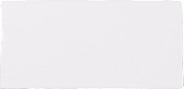 Elegante wandtegel in de kleur wit van Dannenberg Tegelwerken