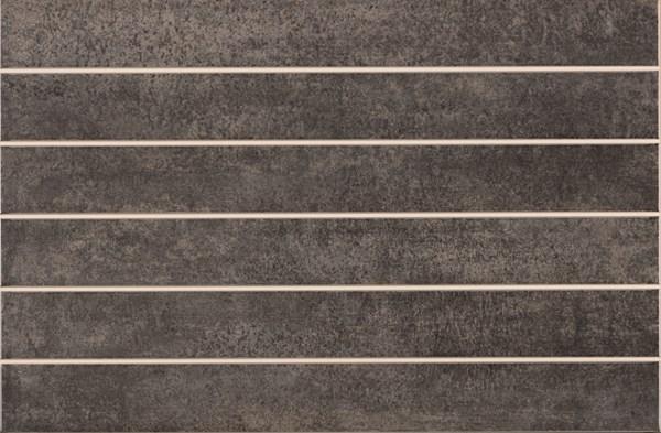 Prachtige wandtegel in de kleur zwart van Dissel BV | Groothandel in Sanitair en Installatiematerialen