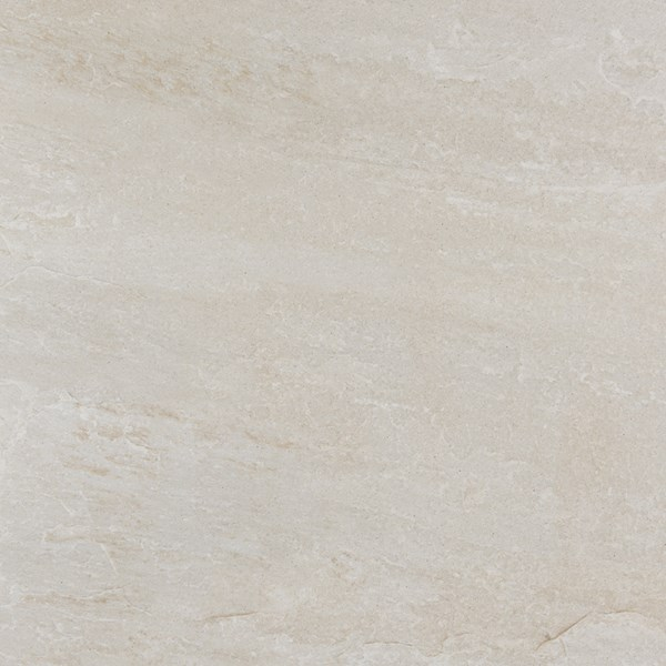 Mooie vloertegel in de kleur wit van Badkamer Voordeelshop
